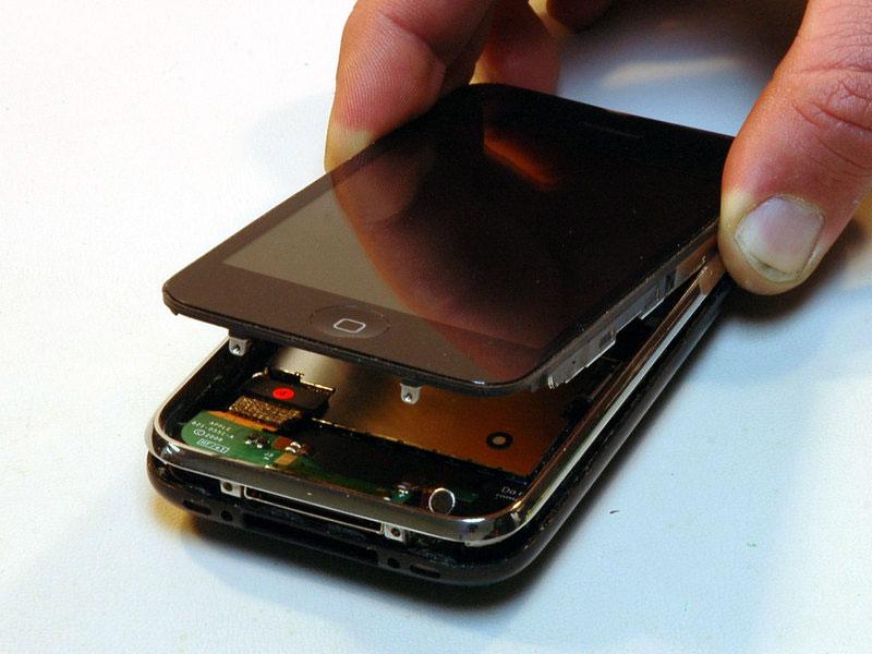 open iphone